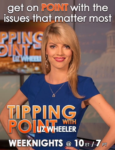 Tipping Point With Liz Wheeler One America News Network