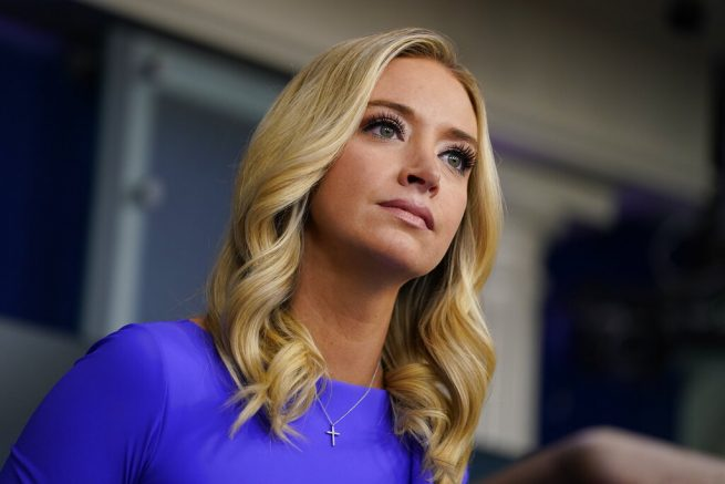 CNN's Jake Tapper: Kayleigh McEnany 'Lies the Way Most People Breathe'
