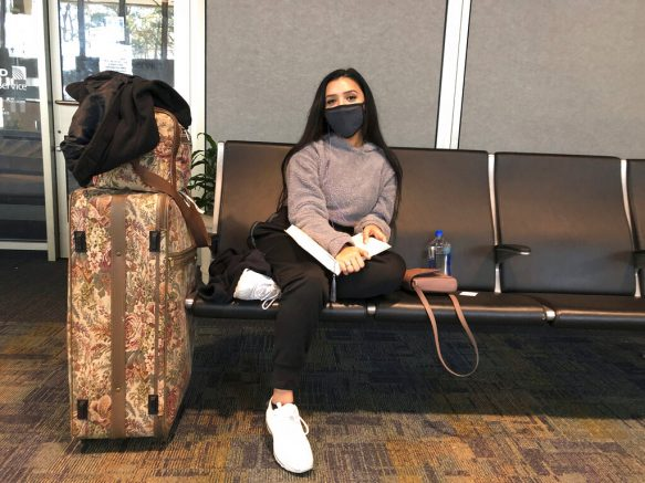 Air travel hits pandemic record over Christmas Eve
