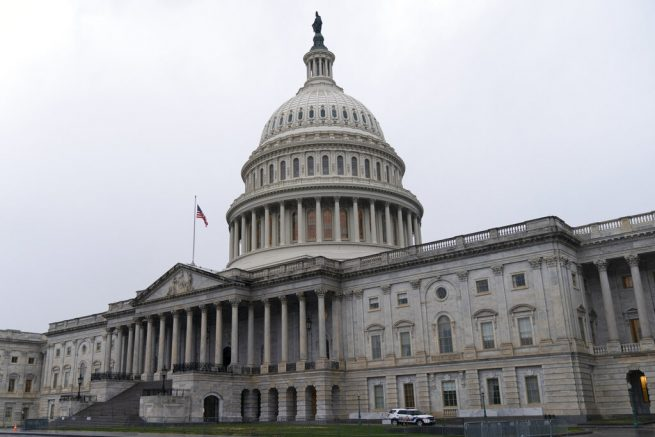 Congress is focused on COVID-19 relief bill, gov't funding