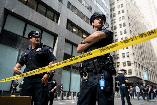 NYPD officers face increasing terror threats