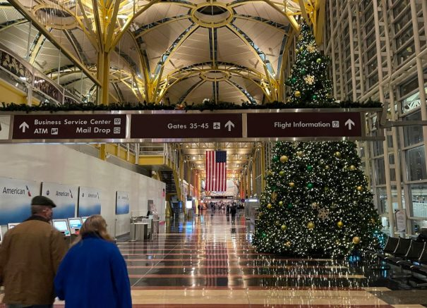Millions of Americans projected to travel between now and Jan. 3