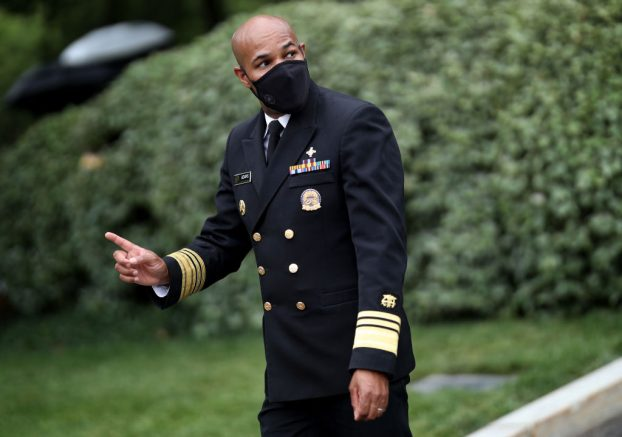 Surgeon Gen. Adams calls out medical racism amid pandemic